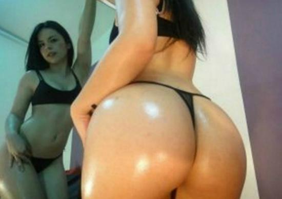juicy booty cam babe catia
